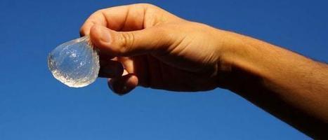 """Ooho"" la primerabotella de agua comestible | i·ambiente | News-mc | Scoop.it"