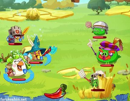 Rovio, Angry Birds Epic'i Yayınladı! - Faruk ŞAHİN   Güncel Teknoloji Blogu   Scoop.it