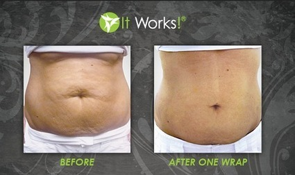 A Look Into It Works Body Wraps | Health, Diet and Exercise | Scoop.it