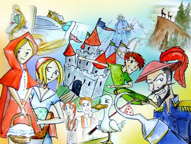 Los valores educativos de los cuentos | El aprendizaje a lo largo de la vida | Scoop.it