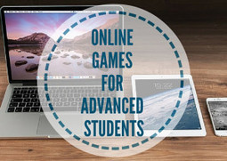 Online games for advanced students   Differentiated and ict Instruction   Scoop.it