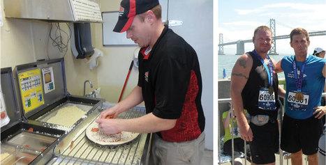 Ironman in Training | PMQ Pizza Magazine | pizza news | Scoop.it