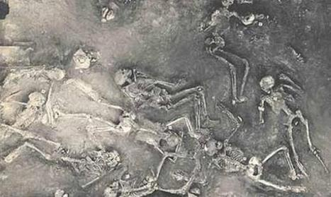 new illuminati: Ancient Irradiated Ruins and The Mohenjo Daro 'Massacre' | mystery of the ancient history | Scoop.it