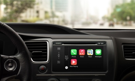 What is Apple's New CarPlay? | iPhone Related  News, Reviews & Gossip. | Scoop.it
