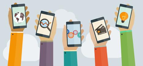 E-commerce : Plus de la moitié des ventes concrétisées sur le mobile au Royaume-Uni | M-Market | Scoop.it