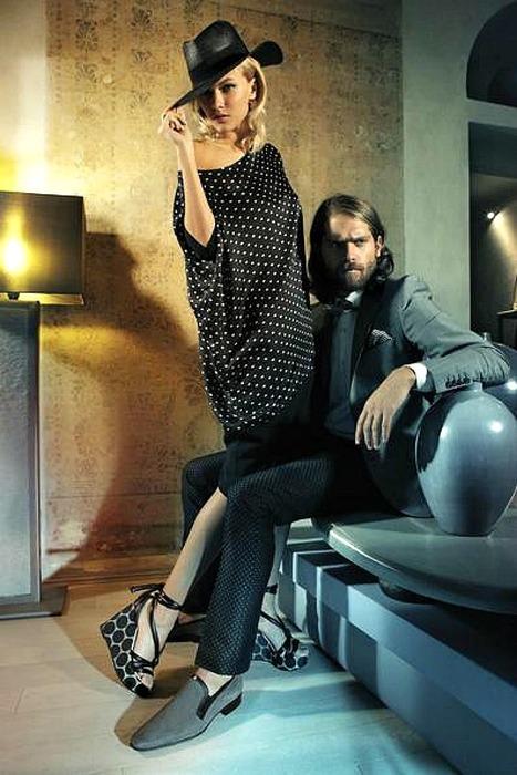 Aldo Bruè Man and Woman Collection SS2013 | Le Marche & Fashion | Scoop.it