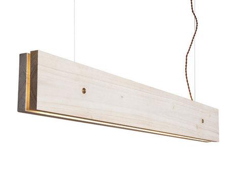 Plafonnier en bois de palettes | Palettes | Scoop.it