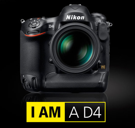 The official announcement: Nikon D4, AF-S Nikkor 85mm f/1.8G lens, Wireless Transmitter WT-5   Photography at large   Scoop.it