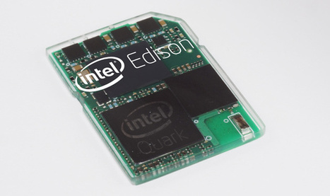 Intel's SD card-sized computer may not be so tiny after all | Ask Marty Tech Stuff | Scoop.it