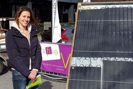RELIOS : un chauffe-eau solaire issu de la récup' | EFFICYCLE | Scoop.it