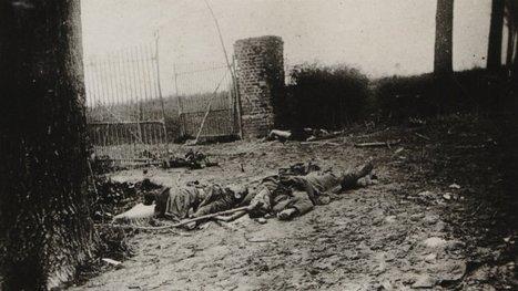 22 avril 1915 : première attaque aux gaz chimiques à Ypres. Une date noire dans l'histoire de l'humanité | France24 | Nos Racines | Scoop.it