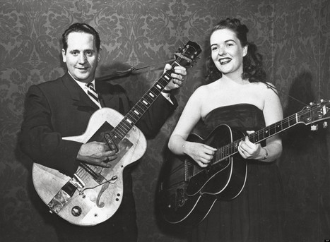 Les Paul Exhibit To Open In Wisconsin's Waukesha County Museum - Huffington Post | Around the Music world | Scoop.it