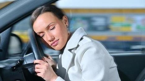 El cinturón de seguridad que evita que te duermas al volante | Seguridad Vial | Scoop.it