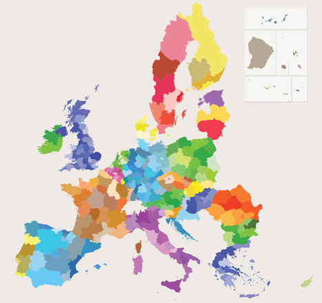 12 mapas para entender mejor la Unión Europea | Geografía Infinita | Educació de Qualitat i TICs | Scoop.it