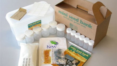 Kew Millennium Seed Bank - Buy Your Mini Seed Bank | Agricultural Biodiversity | Scoop.it