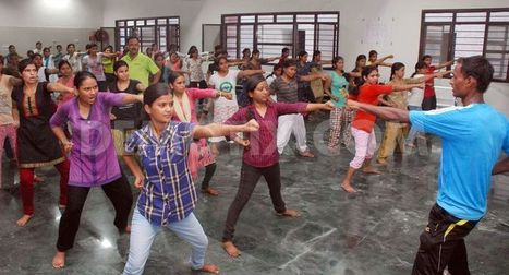 Indian Girls Learning Judo Karate for Self Defense | Karate : A mix of tradition and modernity | Scoop.it