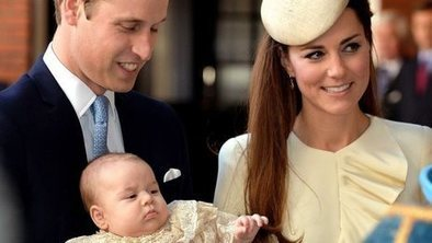 Private christening for baby prince | Zara's scoop | Scoop.it