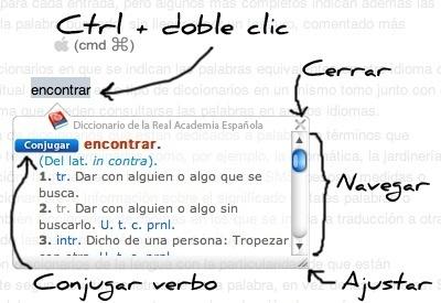 Diccionario de la Real Academia Española | Infografía. Google Chrome y sus extensiones en la Educación | Scoop.it