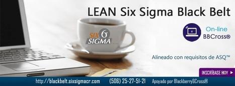 Requisitos para LEAN Six Sigma Black Belt o LEAN Six Sigma ... | Osenseis: Lean on me. | Scoop.it