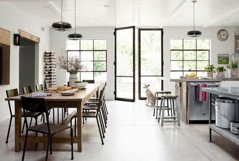 L'esprit vintage souffle sur la Californie | | PLANETE DECO a homes worldPLANETE DECO a homes world | Pièces par pièces | Scoop.it