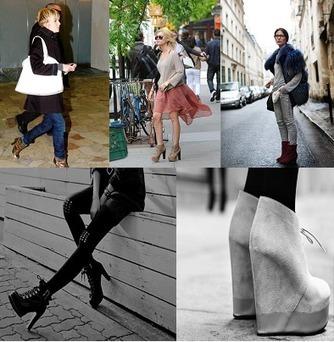 Boots: Flat vs Heels | Fashion Blog | Fashionizm, Culture, Travel | Scoop.it