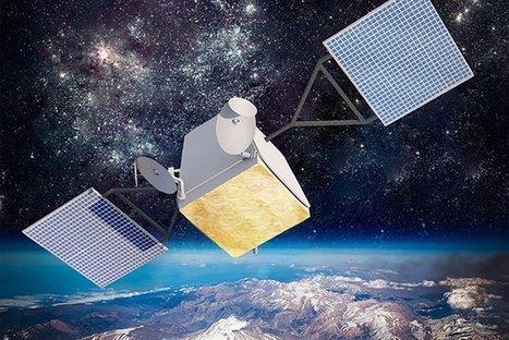 Projet de milliardaire: l'internet de l'espace | Recherche scientifique | Scoop.it