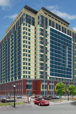 Construction starts on Tukwila's tallest building, a 19-story hotel and apartment project - Puget Sound Business Journal | Pacific Northwest Apartment Market | Scoop.it