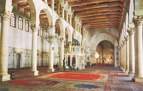 Great Mosque of Damascus - Damascus, Syria | Islamic Art | Scoop.it