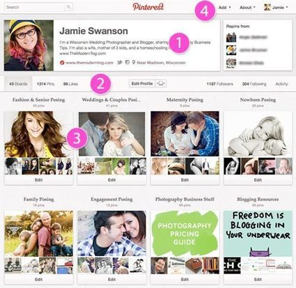 The Complete Guide To Use Better Pinterest | ProBlogger | Social Media (network, technology, blog, community, virtual reality, etc...) | Scoop.it