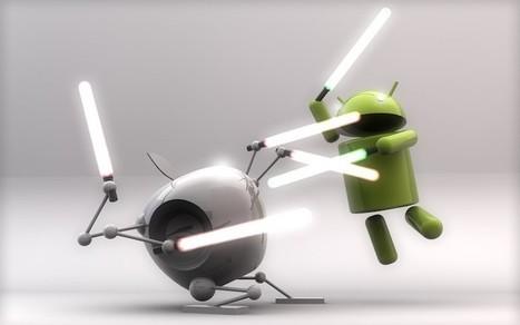 Les utilisateurs d'Android préfèrent Free, ceux d'iPhone sont plutôt Orange | Linux en FR et autres amusements... | Scoop.it