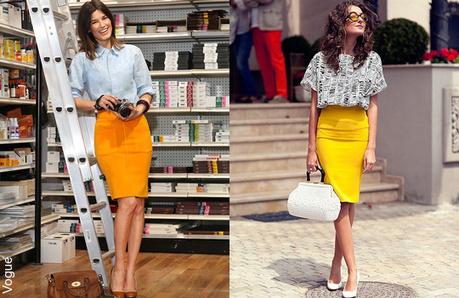 La jupe crayon : découvrez comment la porter. - Tendances de Mode | Mode Trends | Scoop.it