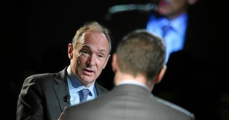 Video: Tim Berners-Lee on threats to personal data | El pulso de la eSalud | Scoop.it