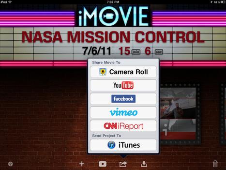 5 iOS Movie Editing Apps to Explore this Summer | iPad classroom | Scoop.it