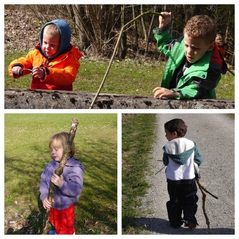 Exploring Measurement in Nature | ICS Early Years Blog | early childhood education and more | Scoop.it