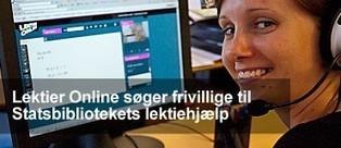 Lektier Online vandt digitaliseringsprisen 2012 — Statsbiblioteket.dk | Skolebibliotek | Scoop.it