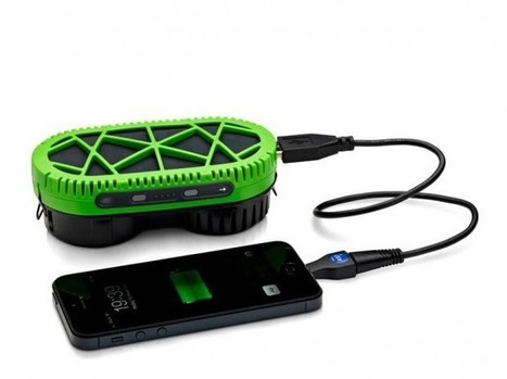 Cargar smartphones con agua ya es posible gracias a este dispositivo | IT y Gadgets | Scoop.it