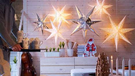 Vianočná hviezda: Symbol sviatočných zimných dní. | domov.kormidlo.sk | Scoop.it