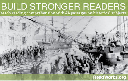 Reading Passages on Historical Subjects | CCSS News Curated by Core2Class | Scoop.it