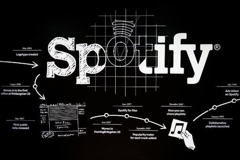 Spotify, a music streaming service going for broke | Musicbiz | Scoop.it