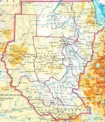 Map of Sudan.   The Translator   Scoop.it