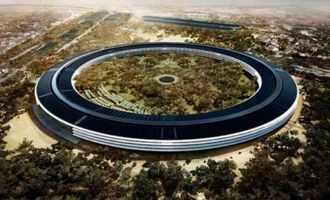 Cupertino posts tweaked Apple spaceship campus plans as launch risks slipping to 2016 | Digital-News on Scoop.it today | Scoop.it
