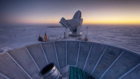 Har oppdaget ekko fra Big Bang | Fysikk | Scoop.it