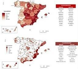 La desigual geografía de la crisis en España   GeocritiQ   Nuevas Geografías   Scoop.it