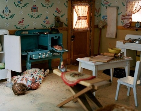 These Gruesome Dollhouse Death Scenes Helped Create Forensic Science | Archivance - Miscellanées | Scoop.it