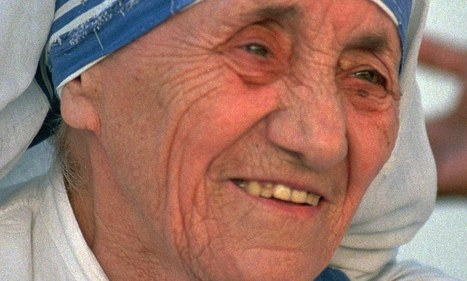 Was Mother Teresa not so saintly after all? Researchers spark controversy by claiming her care of the sick was 'dubious' and handling of cash 'suspicious' | RS | Scoop.it