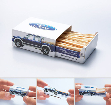 20 Eye-catching Creative Packaging Designs | Design Inspiration and Creative Ideas | Scoop.it