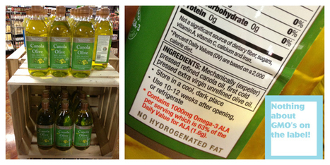 Birke Reports – Don't Let Cooking Oils Fool You   Living  a Green Life   Scoop.it