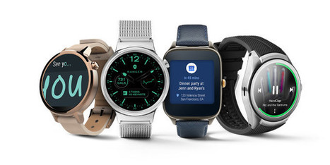 Android Wear 2.0 Developer Preview Release | Embedded Systems News | Scoop.it
