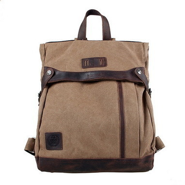 Country cruiser rucksack School pack unisex from Vintage rugged canvas bags | Collection of backpack | Scoop.it