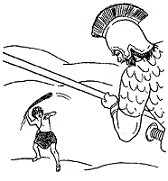 David vs Goliath. Can the underdog challenge and succeed. Accountant London   Small Businesses   Scoop.it